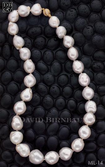 South Sea Baroque Pearl Necklace