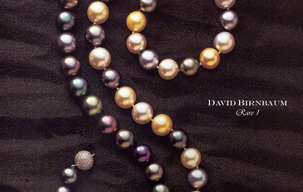MULTI-COLOR Gem Tahitian Pearl Necklace