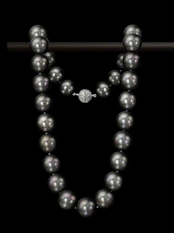 Gem Tahitian Pearl Necklace