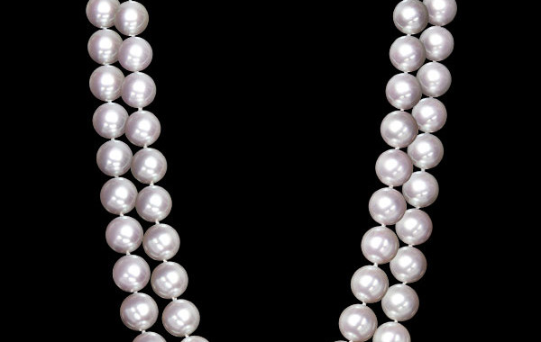 WORLD CLASS SET – Pearl Necklace Ensemble