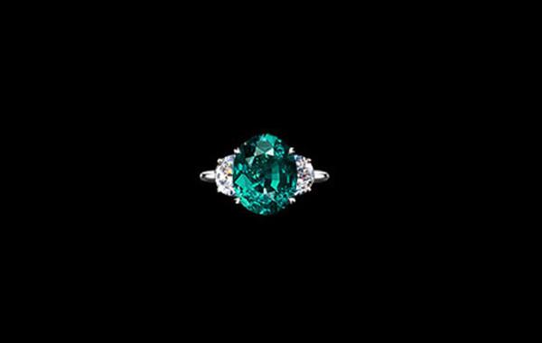Padparadscha Sapphire | Paraiba Tourmaline | Pink Sapphire Rings