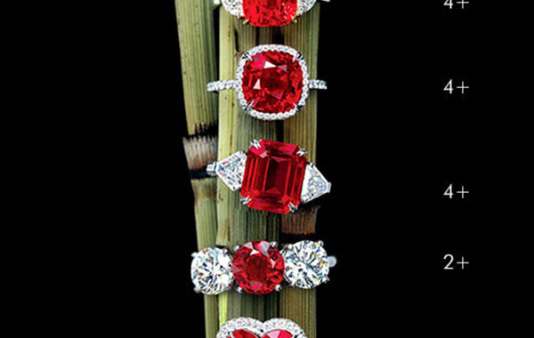 Gem Ruby Rings