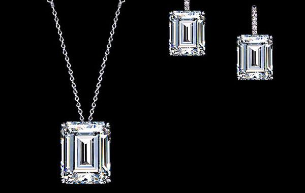 World Class Diamond Set