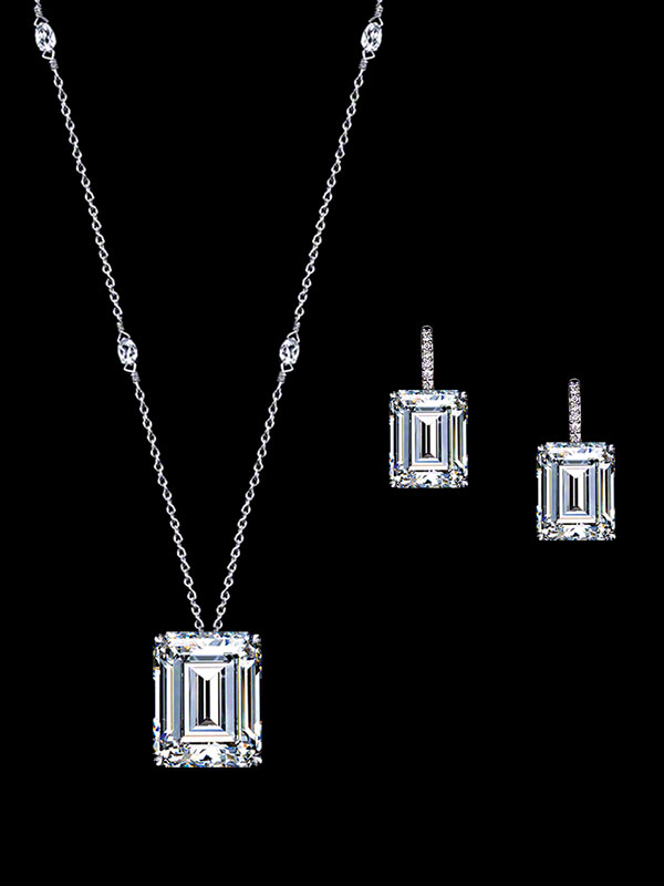 World Class Diamond Set