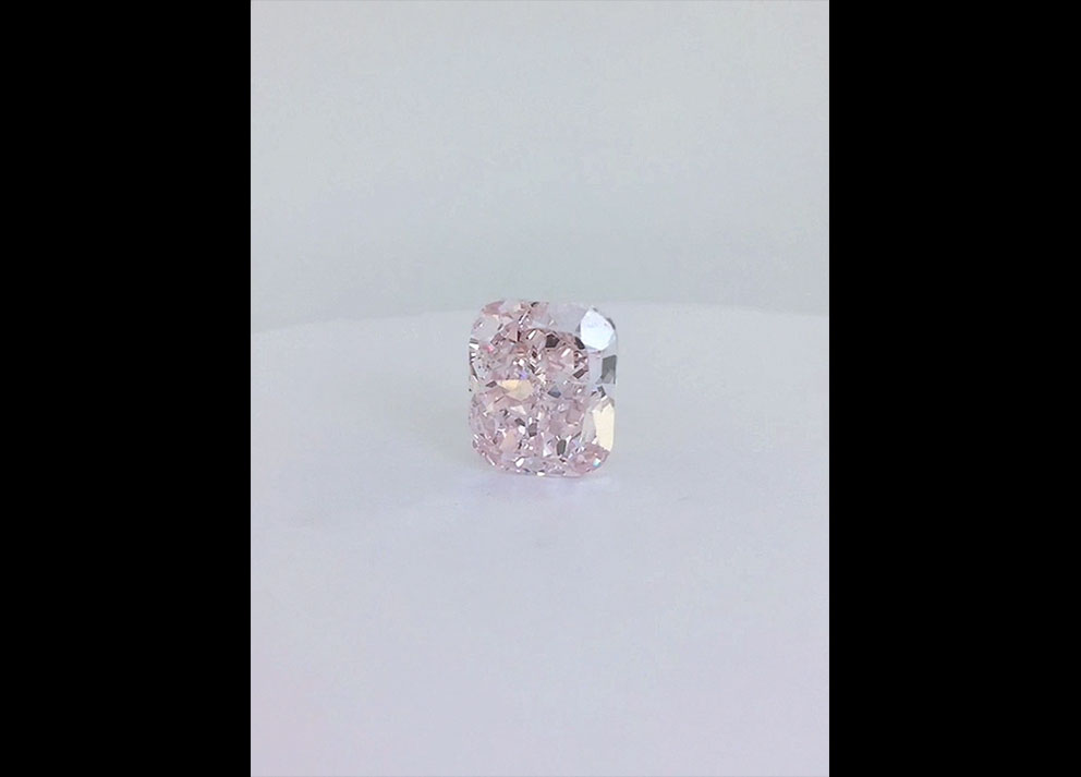Fancy Colored Diamond, 5+ carats Fancy Pink