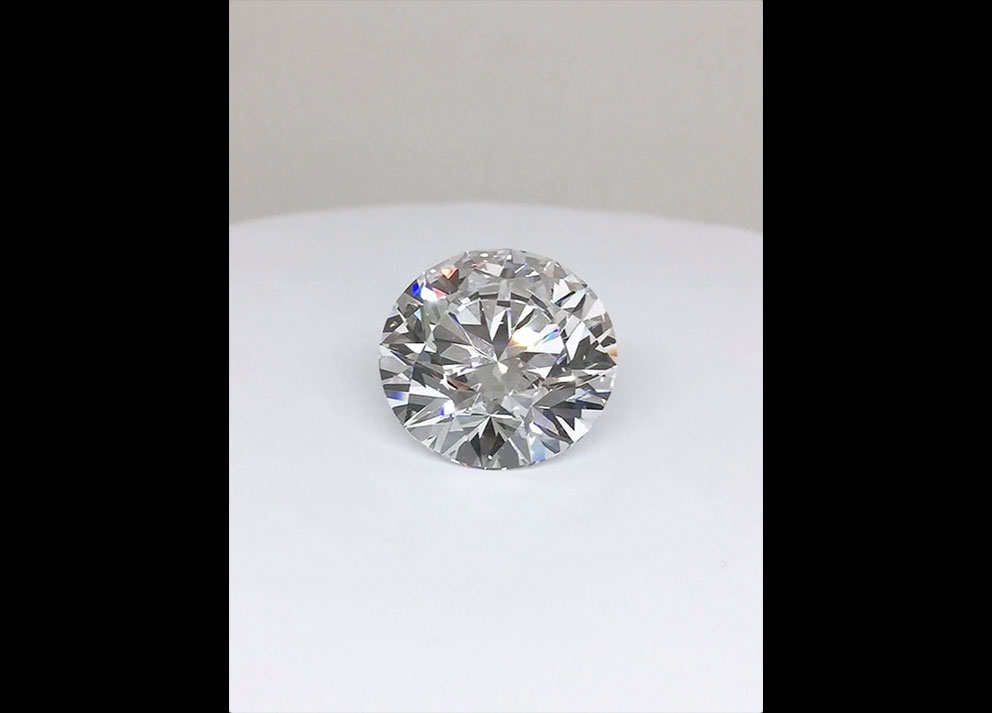Fancy Colored Diamond, 15 +carats D Color Round Brilliant Diamond