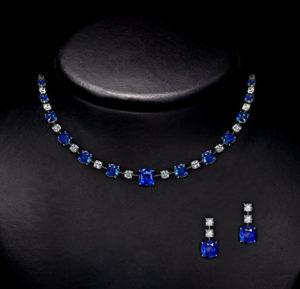 Sapphires by David Birnbaum, Rare 1