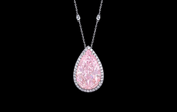 Natural Fancy Pink Diamond
