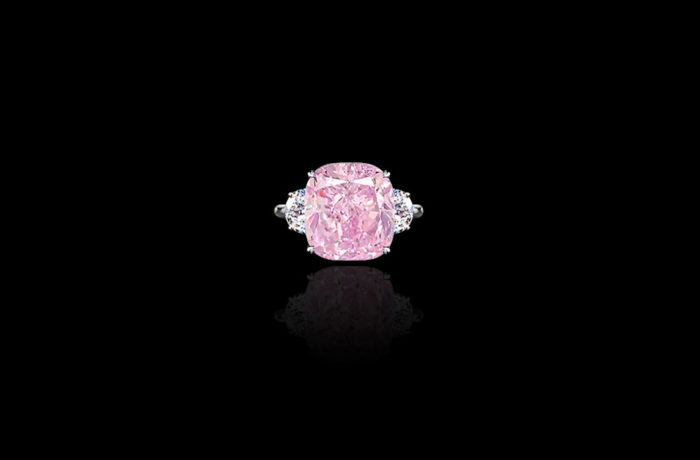Natural Fancy Purplish Pink Diamond